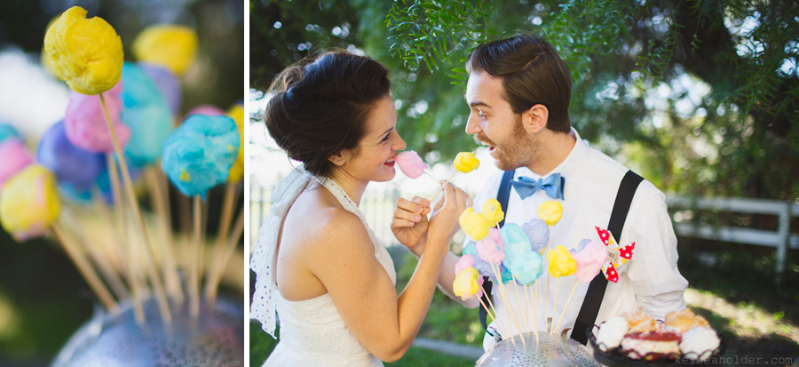 vVintage Circus Wedding by Kelsea Holder Photography