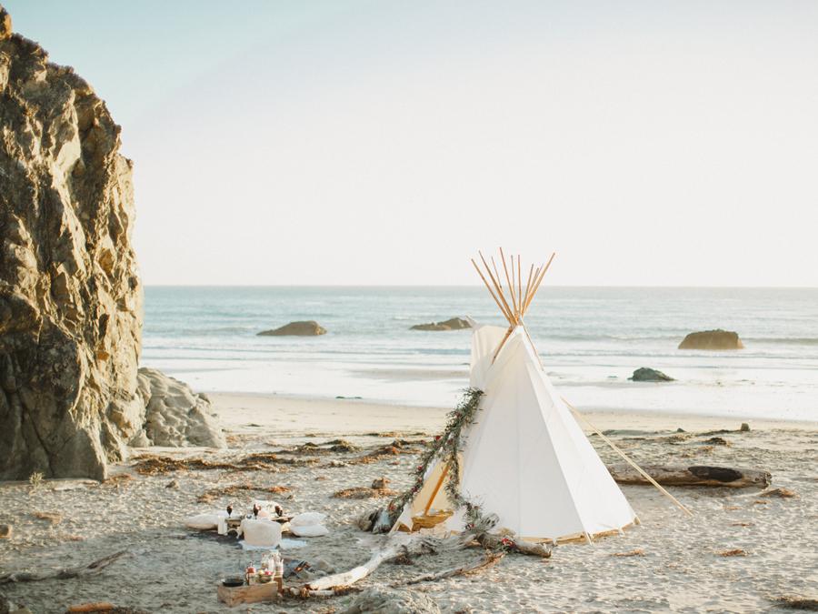 Sur Beach Wedding Ideas