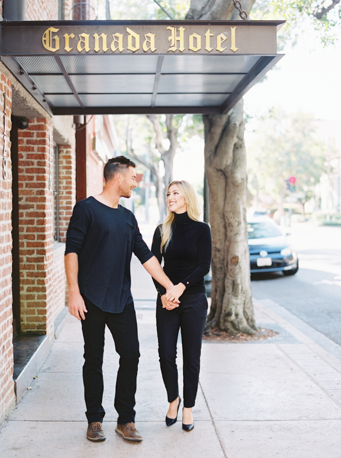 Downtown San Luis Obispo Engagement