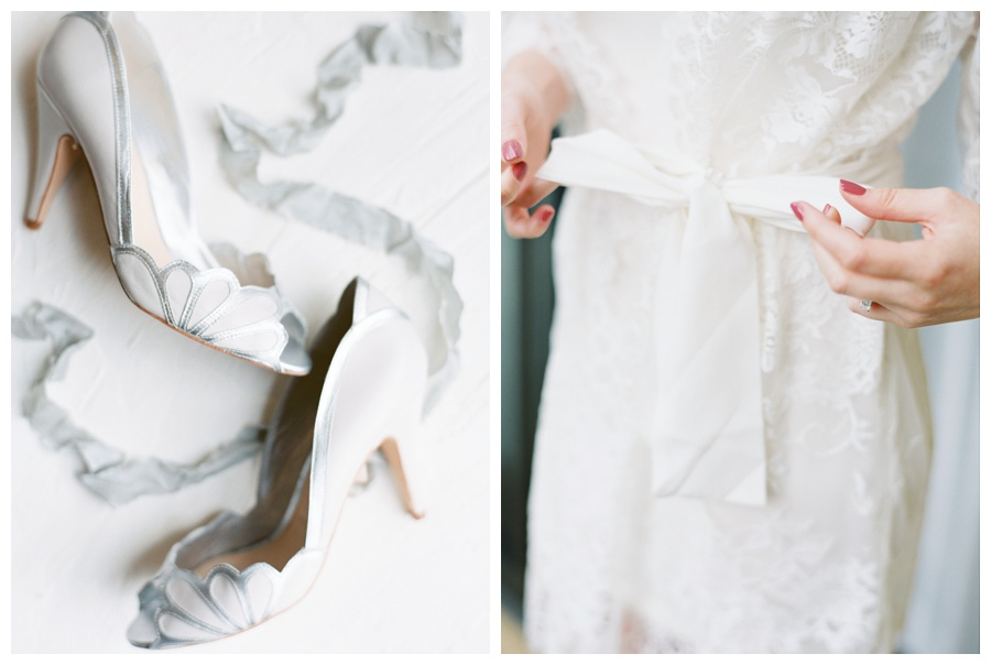 Timeless Wedding Details