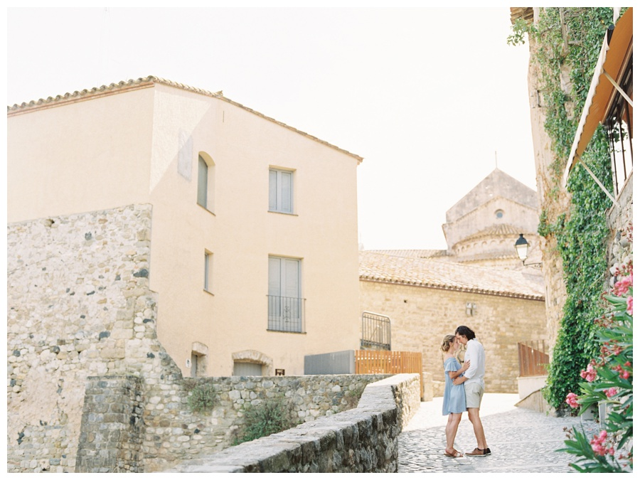 northern spain engagement session